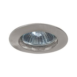 5796 Светильник встраиваемый круглый, GU10, max. 50W Elegant material – high-quality finish. The 230В V halogen recessed luminaires of the Premium Line offer a cosy light and fulfil even the highest expectations for material quality and design. 57.96 Paulmann