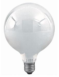 10060 Лампа накаливания 230V 60W Е27 Шар (D-125mm, H-170mm) мягкий опал 100.60 Globe 60W E27 169mm 120mm Soft opal Paulmann