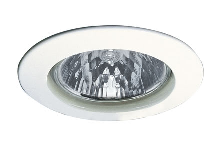 17943 Светильник встраиваемый Цинк, белый, 51мм, 50W Elegant material – high-quality finish. The halogen 12 V recessed lights of the Premium Line offer brilliant light and fulfil even the highest expectations for material quality and design. 179.43 Premium line recessed light, 51 mm White Paulmann