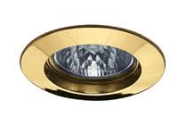 17948 Светильник встраиваемый Золото, 51мм, 50W 179.48 Paulmann