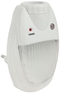 29003 Светильник ночной LED с датчиком сумерек/фонарика 230V белый 290.03 Home & OffIce Nightlight LED White 230V Paulmann