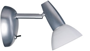 Spotlights Barelli beam 50W GZ10 Chrome matt/opal 230V