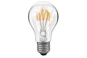 70062 Лампа Рустика угольная нить, прозрачн., E27, 60W, 240V 700.62 Rustika carbon filament lamp 60W E27 240V Paulmann
