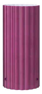 70087 Плафон для св-ка 2Easy Midi Corona Сирень 700.87 2Easy Midi Deco Corona, satin/lilac glass, satin, lilac, glass Paulmann