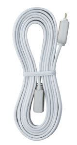 Function yourLED Flex-Connector 100cm Weiss Kunststoff