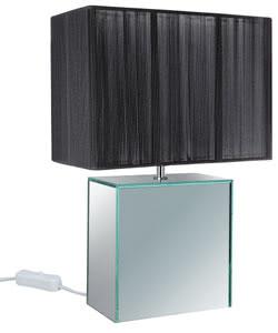 79452 Светильник T&D Mirror&String max.40W E14 230V Sz all 794.52 Table lamp, Mirror&String, black, Mirror, textile Paulmann
