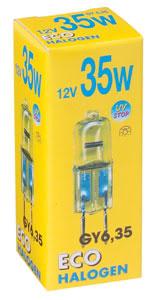 83030 Галогенная пальчиковая лампа, TIP-Эко, 12V, прозрачная, GY6 35W 830.30 TIP halogen capsule 35W GY6,35 12V 12mm clear Paulmann
