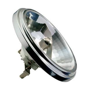 Reflector QR 111 75W G53 24° 12V 111mm Silver