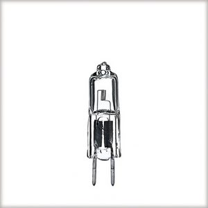 83116 Лампа галоген. 2x20W GY6,35 12V, прозрачная Small, compact and powerful. Pin base for use in the smallest lamps or spot heads. 831.16 Low-voltage halogen pin base 2x20 W GY6.35, clear 12 V Paulmann