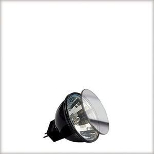 83215 Лампа HRL Akzent 30° 2x20W GU4 12V 35mm Sz Reflector lamps for directed light in spotlights, spots and downlights 832.15 Low-voltage reflector lamp, accent 20 W GU4, black 12 V Paulmann