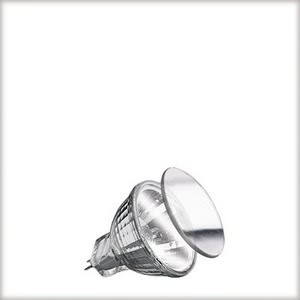 83216 HRL Akzent 30° 2x20W GU4 12V 35mm Sil Reflector lamps for directed light in spotlights, spots and downlights 832.16 Low-voltage reflector lamp, accent 20 W GU4, silver 12 V Paulmann