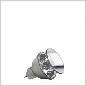 Halogen Reflektor Akzent flood 30° 2x35W GU4 12V 35mm Alu