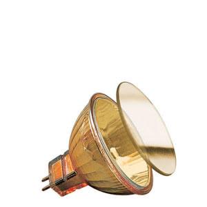 83327 Лампа галогенная 12V 20W GU5,3 38*BAB flood MR16 Juwel (D-51mm, H-45mm) (4000h) золото Juwel Die Lampe fьr das besondere Lichterlebnis. In der satinierten Variante werden brillantes Halogenlicht nach vorne und satinfarben schimmernde Reflexionen nach hinten abgegeben. 833.27 Halogen KLS Juwel mit Schutzglas BAB flood 38° 20W GU5,3 12V 51mm Gold Paulmann