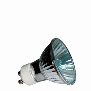 83607 Лампа галогенная 230V 35W GU10 35*alureflektor Xenon-Color (D-51mm, H-52mm) (1500h) хром Xenon-Color  Halogen light ensures brilliant illumination. The Xenon-Color bulb tops that by creating a light similar to daylight. Suitable for all areas of application that need true-color illumination. 836.07 Xenoncolor daylight halogen reflector 35W GU10 230V 51mm Chrome Paulmann