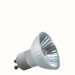 83642 Лампа галоген. Akzent 50W GU10 230V 51mm Satin Reflector lamps for directed light in spotlights, spots and downlights 836.42 High-voltage reflector lamp, accent, 50 W GU10, satin 230 V Paulmann