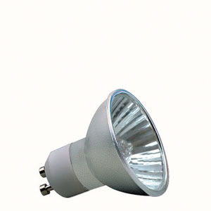 83644 Лампа HRL Akzent 50W GU10 230V 51mm Alu Reflector lamps for directed light in spotlights, spots and downlights 836.44 High-voltage reflector lamp, accent, 50 W GU10, aluminium 230 V Paulmann