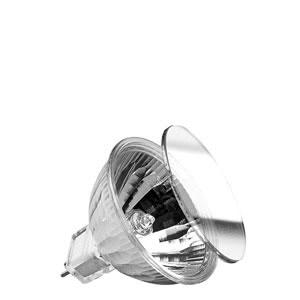 84056 Гал.зерк.лампа хол.света c защ.стеклом TIP, GU5,3 50W 840.56 TIP halogen dichroic mirror front glass EXN flood 38° 50W GU5,3 12V 51mm silver Paulmann
