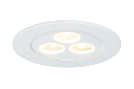 92588 Светильник мебельный Flat LED 1x3,6W, 350mA, белый 925.88 Paulmann – Buy lamps and luminaires online from the manufacturer Paulmann Lighting Paulmann