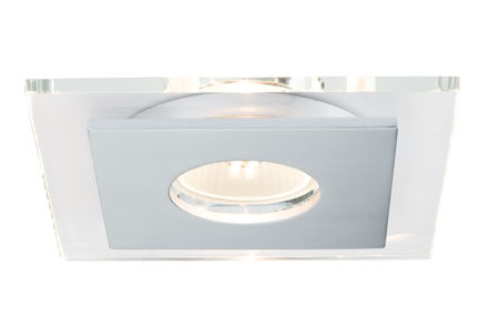92727 Светильник комплект Premium EBL Single Layer 3x3,5W GU10l Elegant material – high-quality finish. The decorative LED recessed lights of the Premium Line offer efficient but homelike warm white LED light and meet the most stringent standards for material quality and design. 927.27 Premium line recessed light set, Single Layer LED Alum. brushed/glass, square, 3 pc. set Paulmann