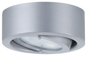 93513 Светильник мебельный накладной, max.20W G4 хром матовый 935.13 Paulmann