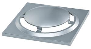 93734 Рамка Profi EBL Abdeckung Buz Ringform Plastic, Chrome matt 937.34 Paulmann