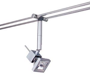 Rail System Light&Easy Spice Spot Cumin 1x35W GU5,3 Chrom matt 12V Metall