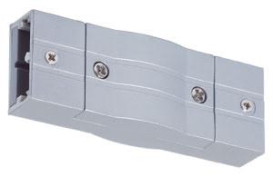 97356 Крепежный элемент Фантом , для арт. 97322 973.56 Rail System Phantom connector rigid 80mm Chrome matt 230V Paulmann