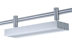 Rail System Light&Easy Phantom Foco LF-Line 2x8W G5 titan Metal