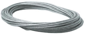 979068 Струна изолир. 8м 2,5кв.мм прозрачн. 9790.68 Wire Systems Light&Easy safety tension cable insulated 8m 2,5qmm Clear Paulmann