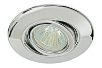 98364 Светильник встраиваемый поворотный, 35мм, 6х35W Beautiful design - ideal for living spaces. The individually swivelling halogen 12В V recessed luminaires of the Quality Line offer brilliant light and fulfil even the highest expectations for material quality and design. 983.64 Quality line recessed light set, halogen, 35 mm, Chrome, Swivelling, 6 pc. set Paulmann