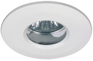 Premium line recessed light, IP65 White