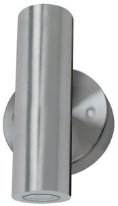 99646 Светильник Галерея Факулар LED IP44 2x1W двухцветный 996.46 Special line surface-mounted wall light, Facula bicolour, Brushed nickel, 1 pc. set Paulmann