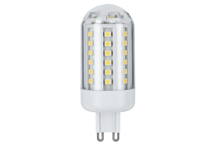 Paulmann. 28112 Лампа LED HV-STS 3,5W 60LEDs G9 Warmwhite