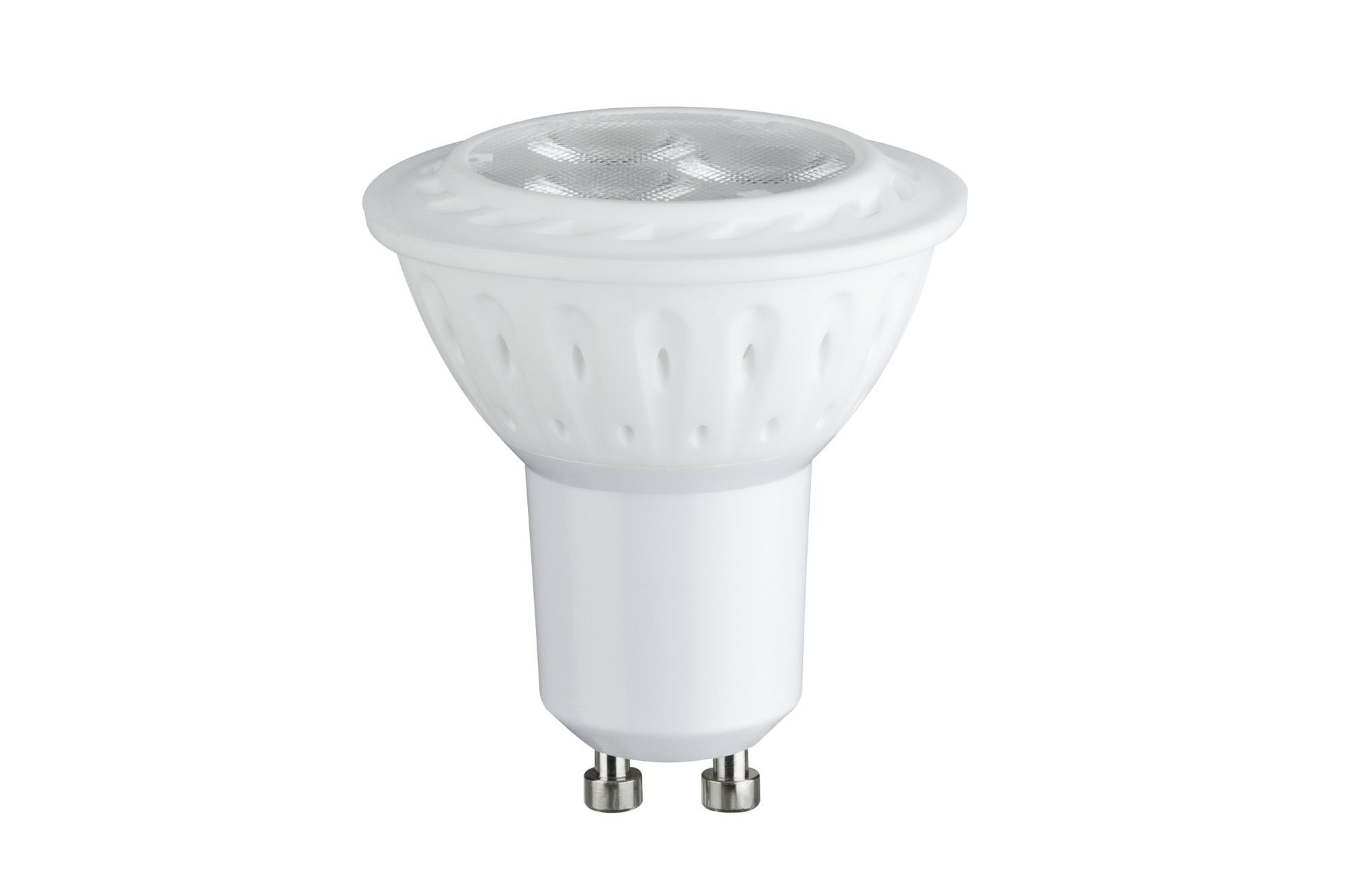 Paulmann. 28134 Лампа светодиодная Maxiflood 4W GU10, теплая