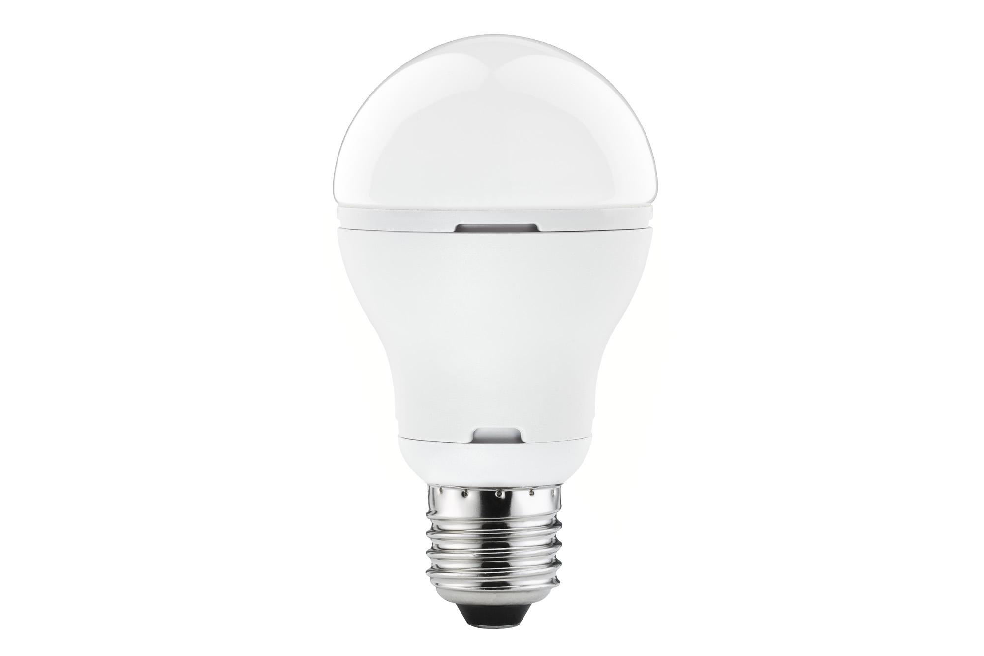 Paulmann. 28150 LED Quality AGL 7W E27 230V Warmwei?