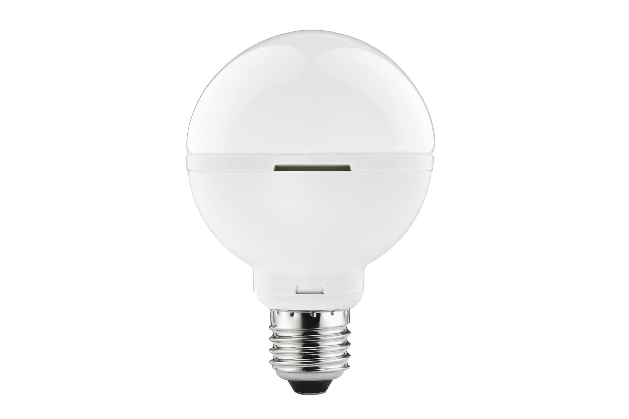 Paulmann. 28152 Лампа LED Globe80 7W E27 230V, теплый белый