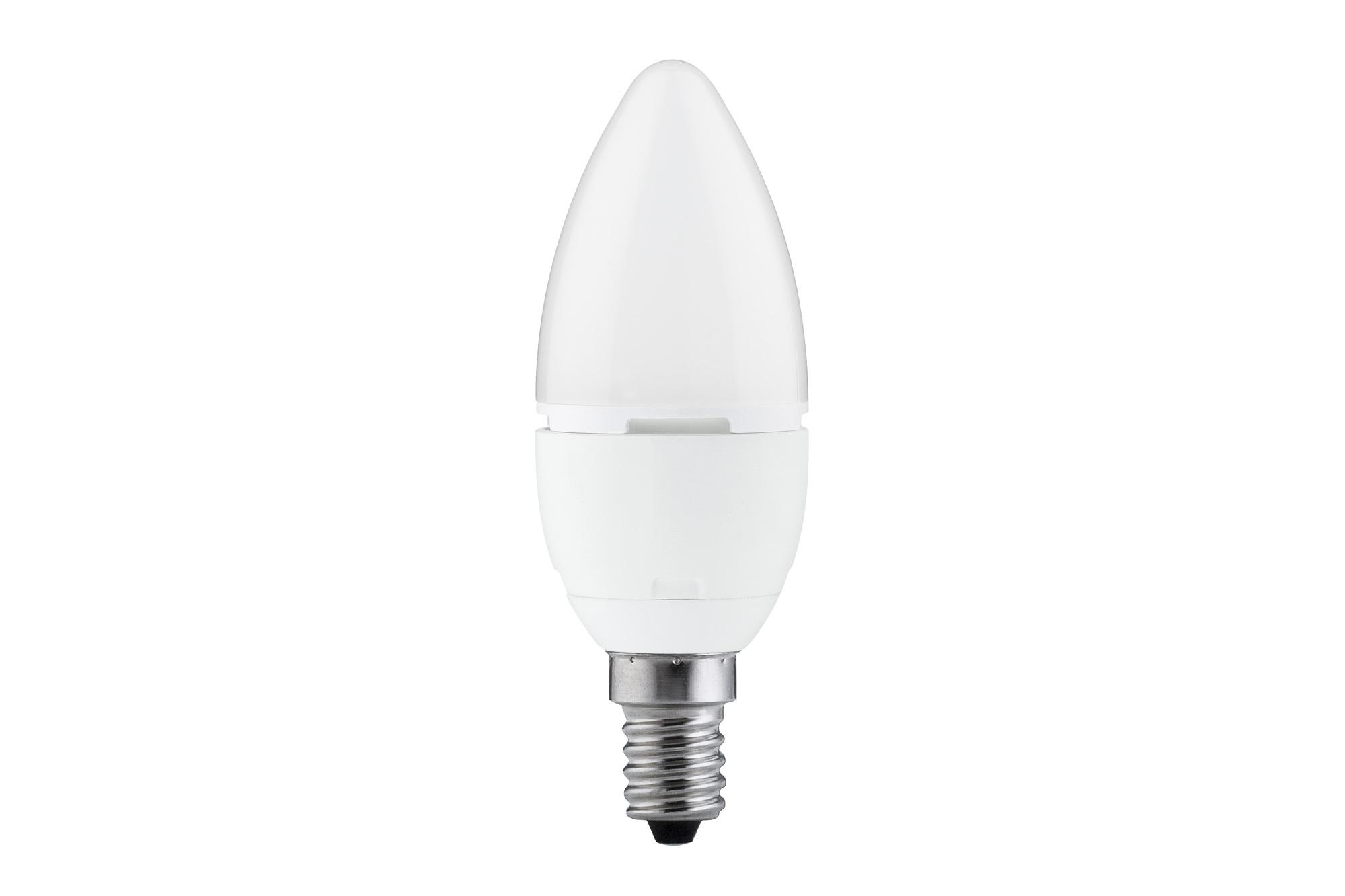 Paulmann. 28159 Лампа LED Свеча 5W E14 230V Warmwei?