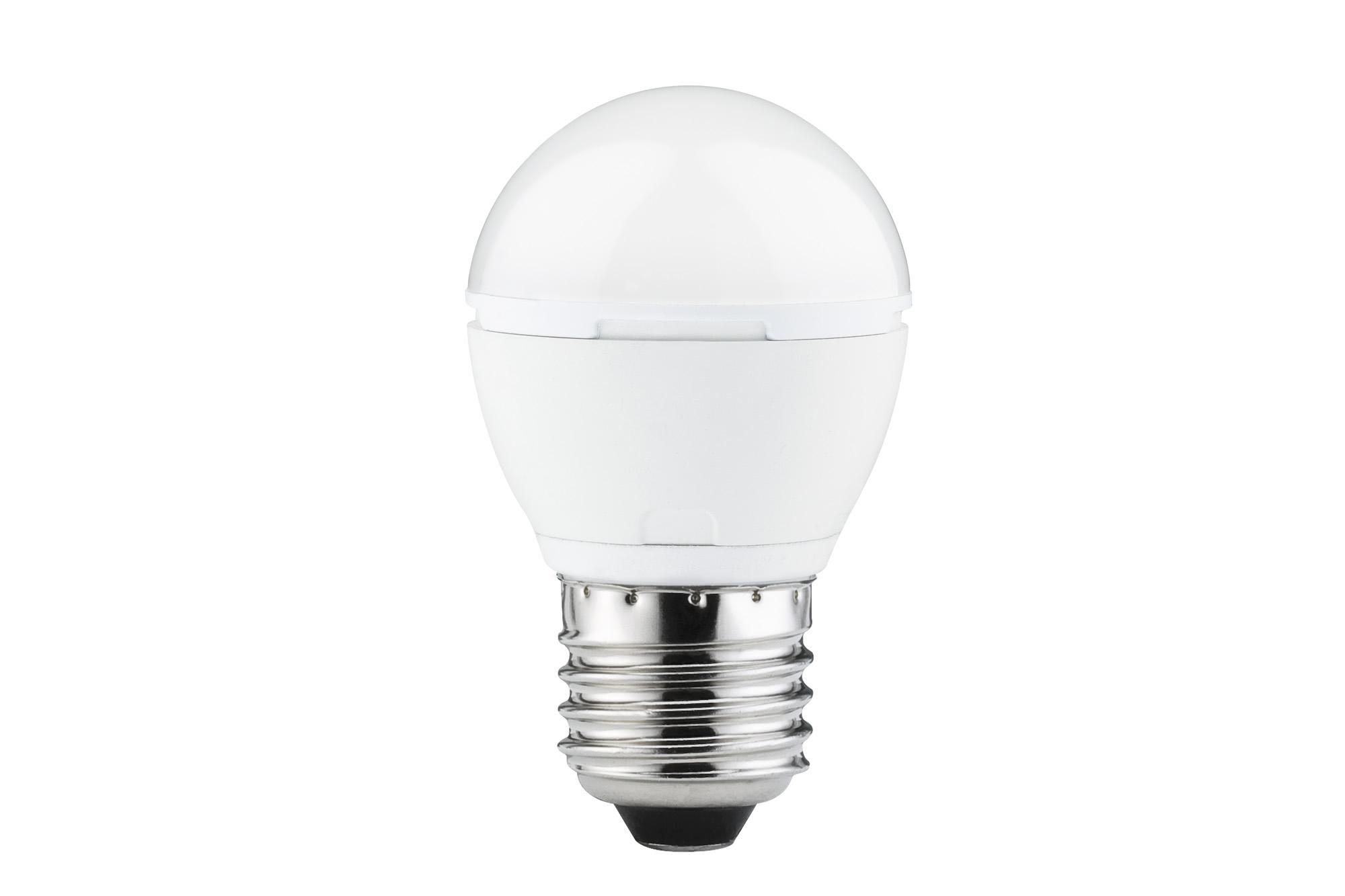 Paulmann. 28163 LED Quality Tropfen 4W E27 230V Warmwei?