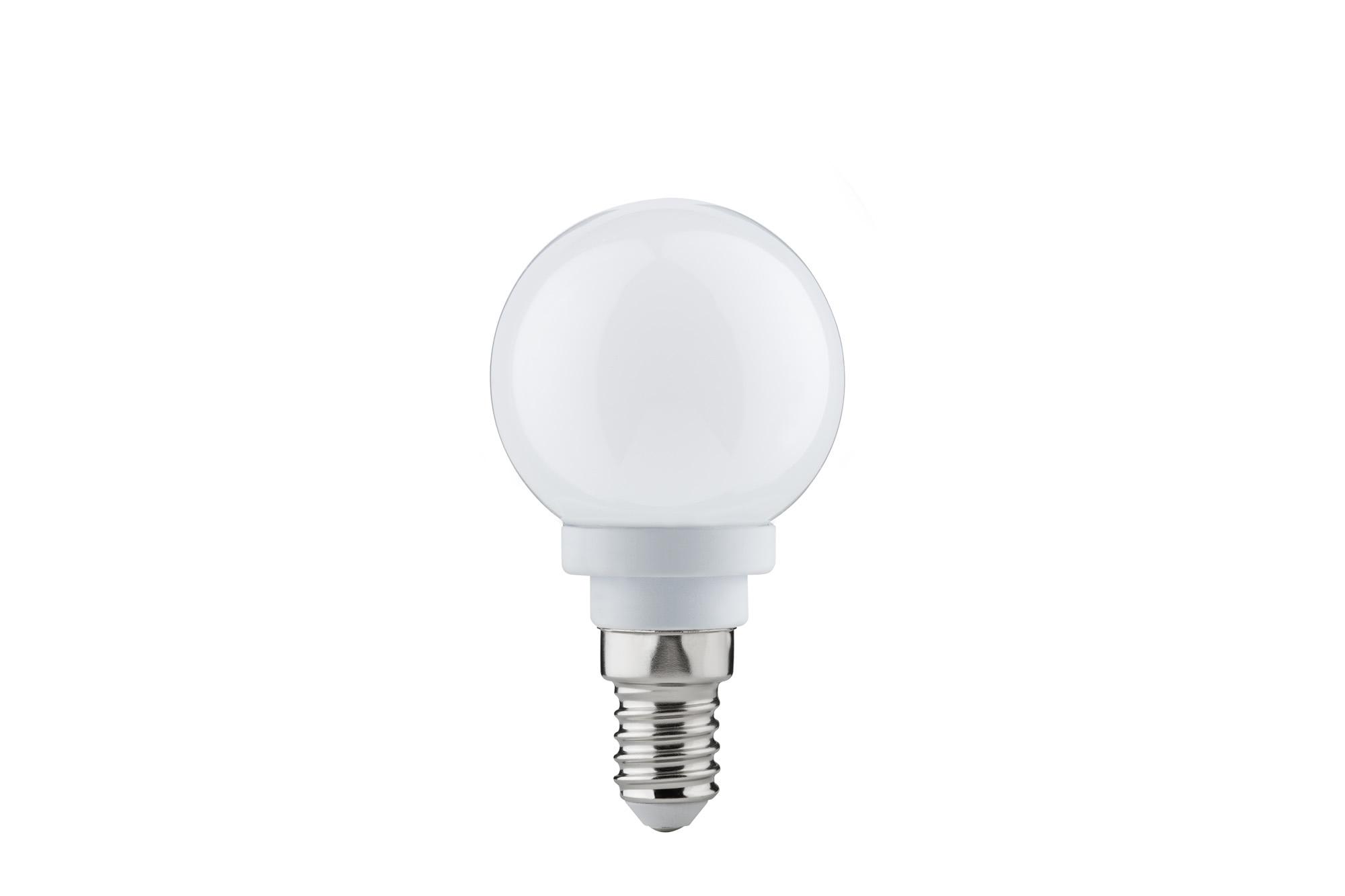 Paulmann. 28175 LED Decol. Tropfen 2,5 W E14 230V Opal