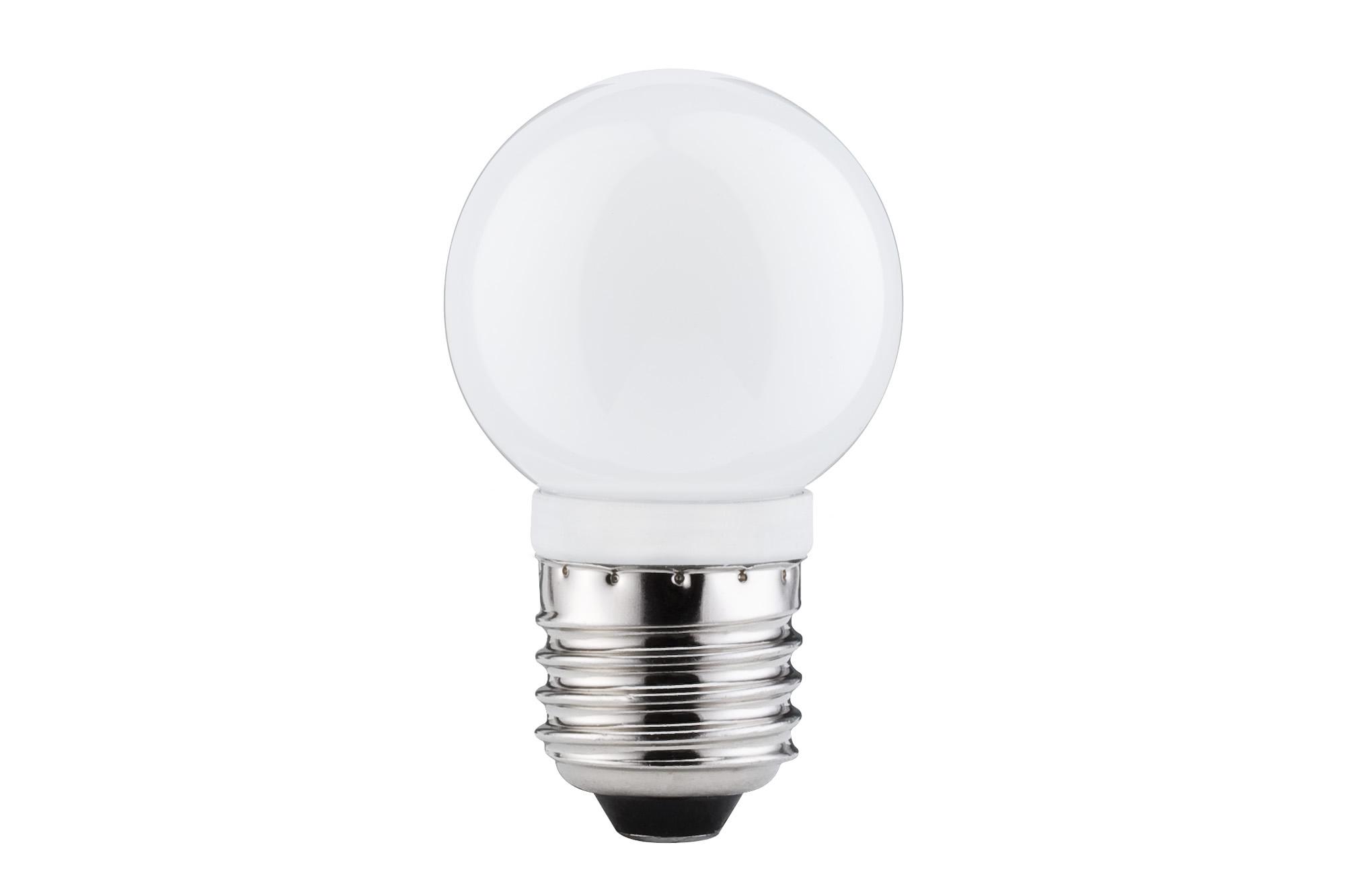 Paulmann. 28176 Лампа LED Decol. Tropfen 2,5 W E27 230V Opal