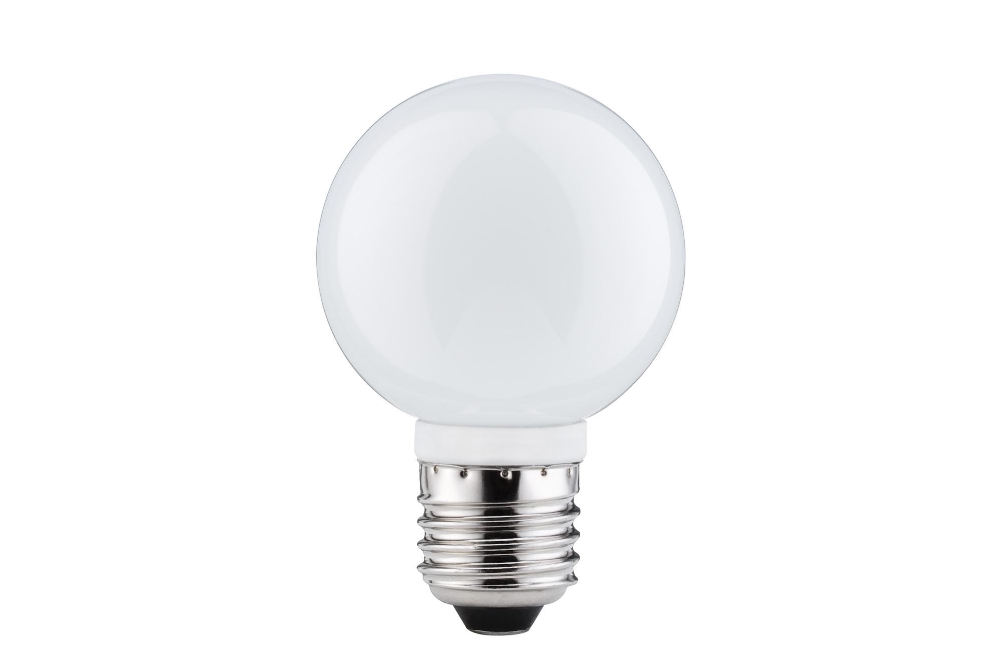 Paulmann. 28177 Лампа LED Decol. Globe 60 2,2W E27 230V Opal