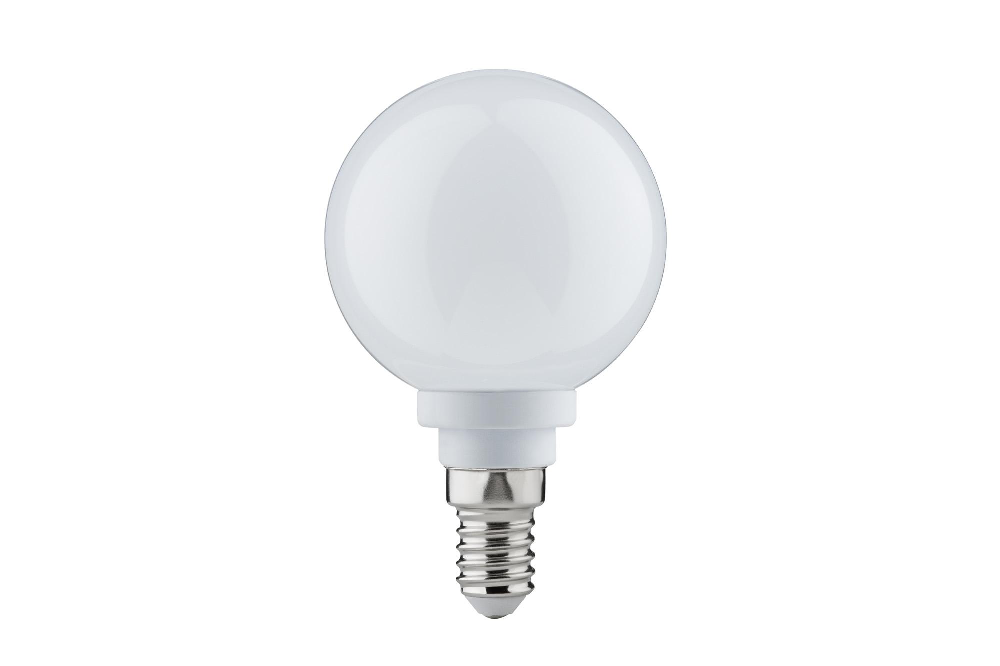 Paulmann. 28178 LED Decol. Globe 60 2,2W E14 230V Opal