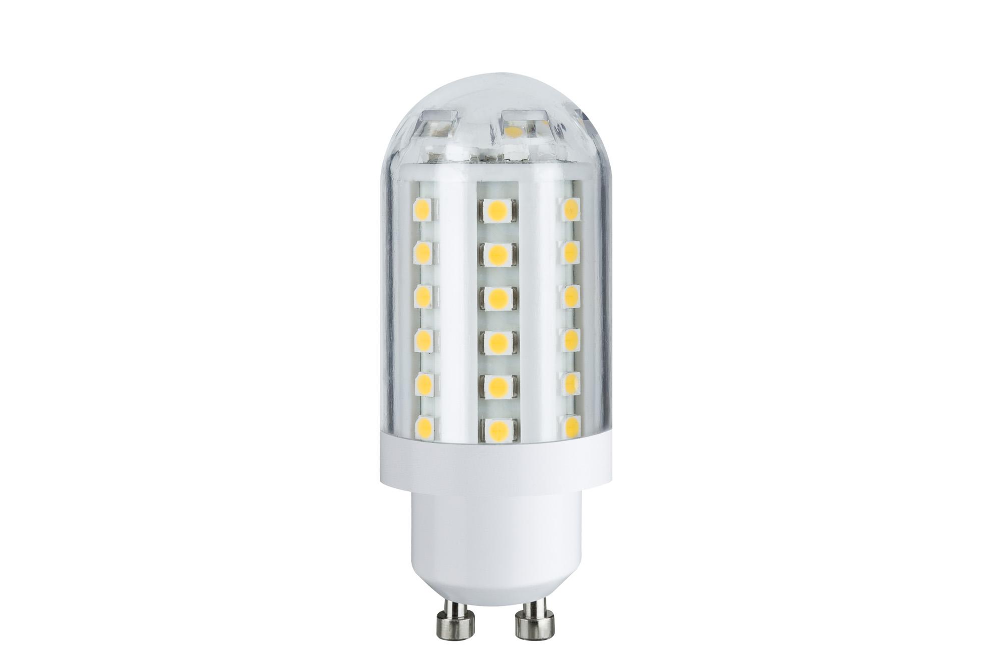 Paulmann. 28224 Лампа светодиодная HV-STS 3W GU10, теплая