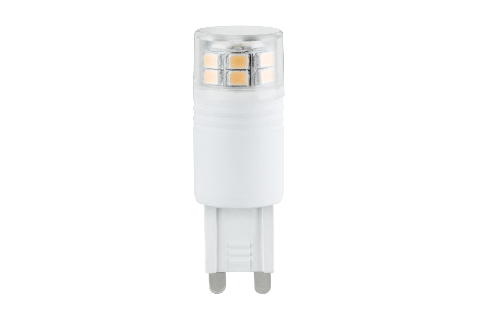 Paulmann. 28227 Лампа светодиодная STS 2W G9, теплая