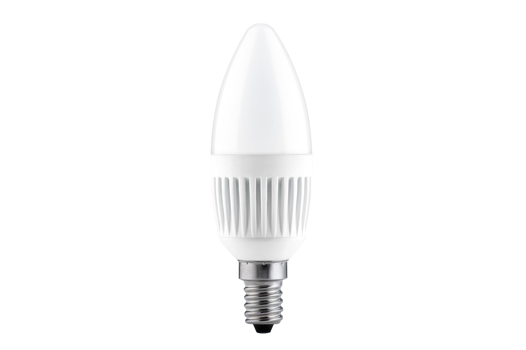 Paulmann. 28235 Лампа LED Свеча 6,5W E14 230V 470Lm 2700K