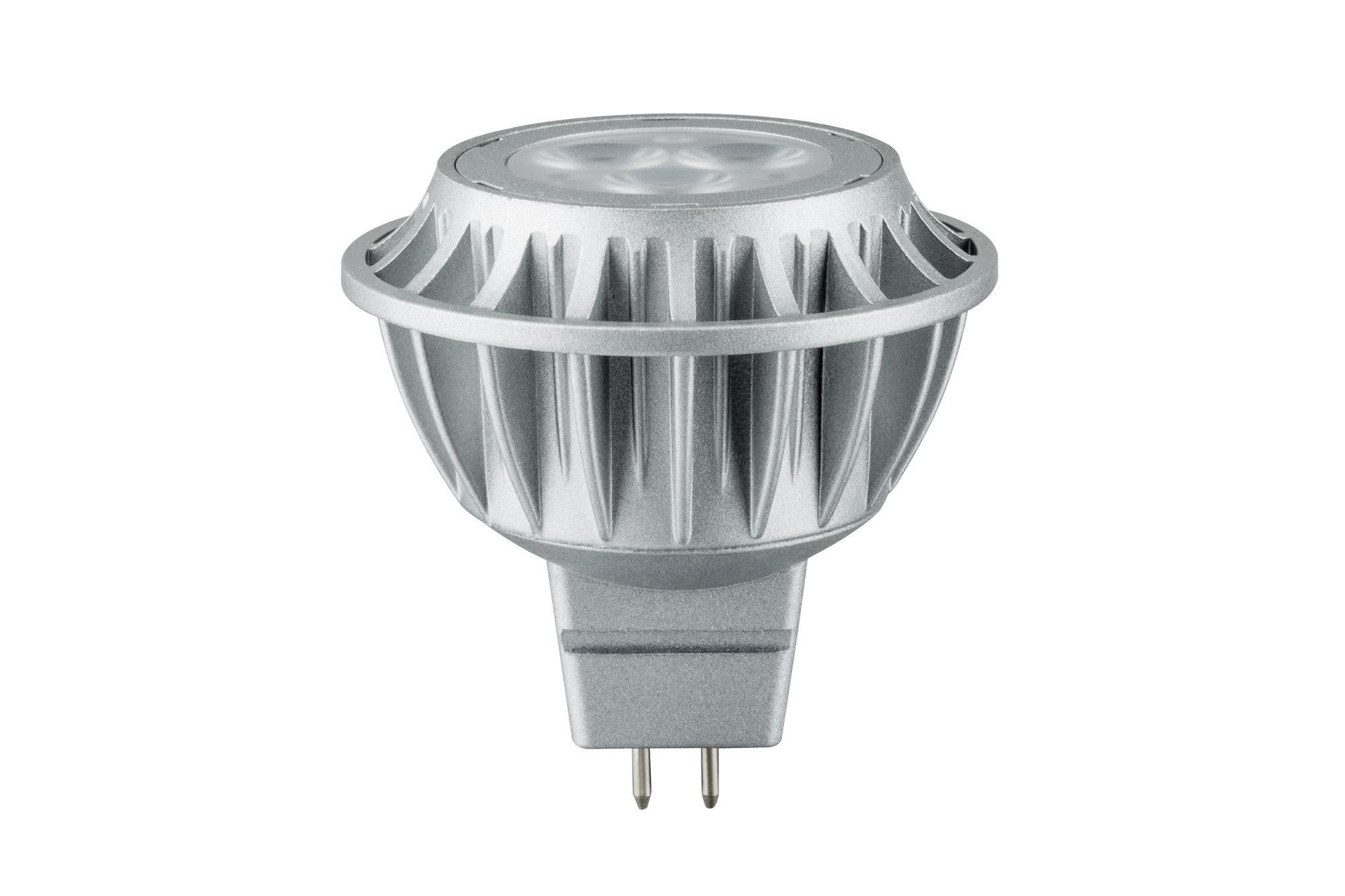 Paulmann. 28251 Лампа LED Reflektor 3,5W GU5,3 12V, зеленая