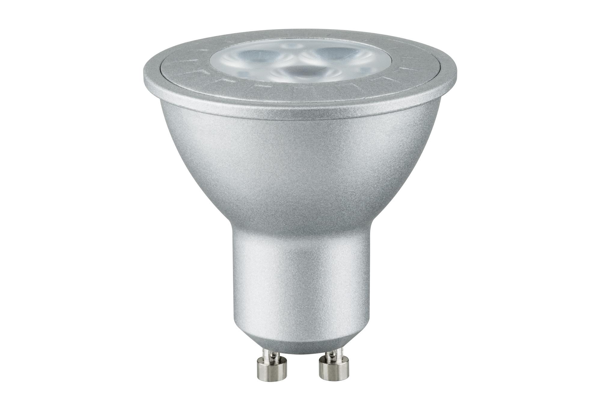 Paulmann. 28254 Лампа LED Reflektor 3,5W GU10 230V, зеленый