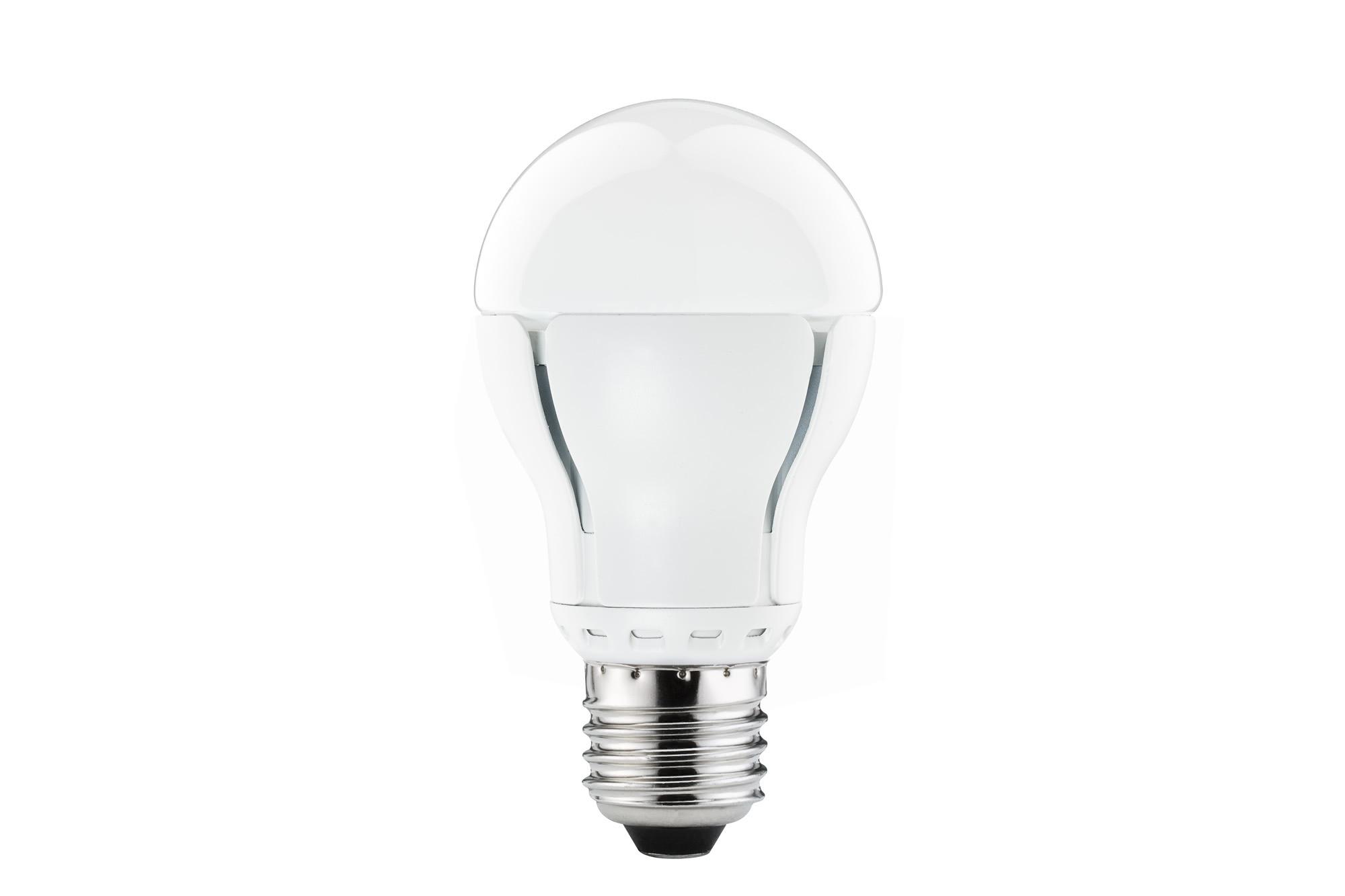 Paulmann. 28257 Лампа LED AGL 11W E27 806Lm 2700K, теплая