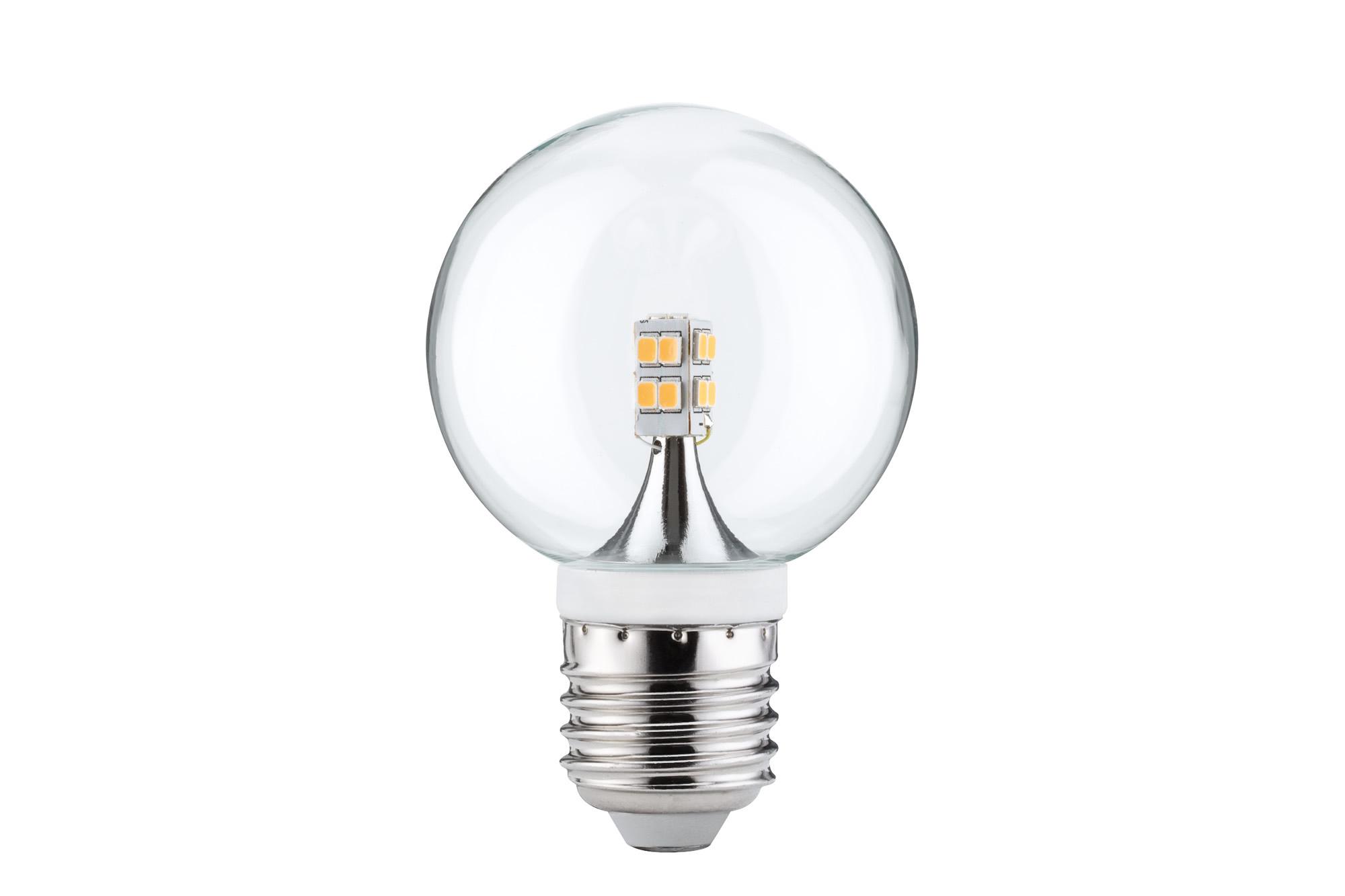 Paulmann. 28265 LED Globe 60 2,5W E27 Klar