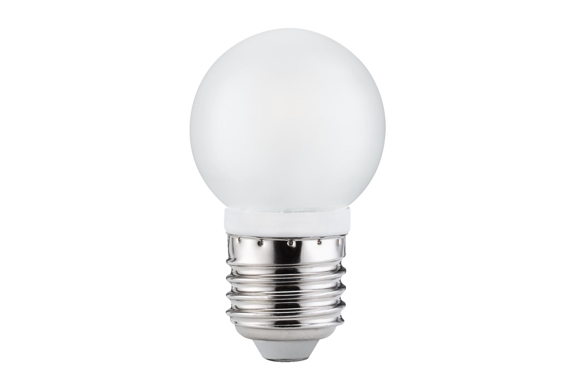 Paulmann. 28268 LED Tropfen 2,5W E27 Satin